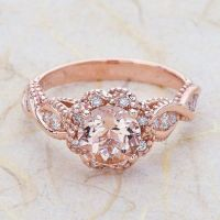 25+ Best Ideas about Rose Gold Rings on Pinterest ...