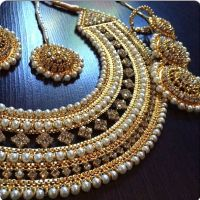 25+ best ideas about Indian Bridal Jewelry Sets on ...