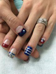 1000 ideas blue gel nails