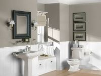 images of bathrooms with neutral colors