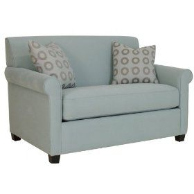 davis leather twin sleeper sofa cheap bed size chair | ...