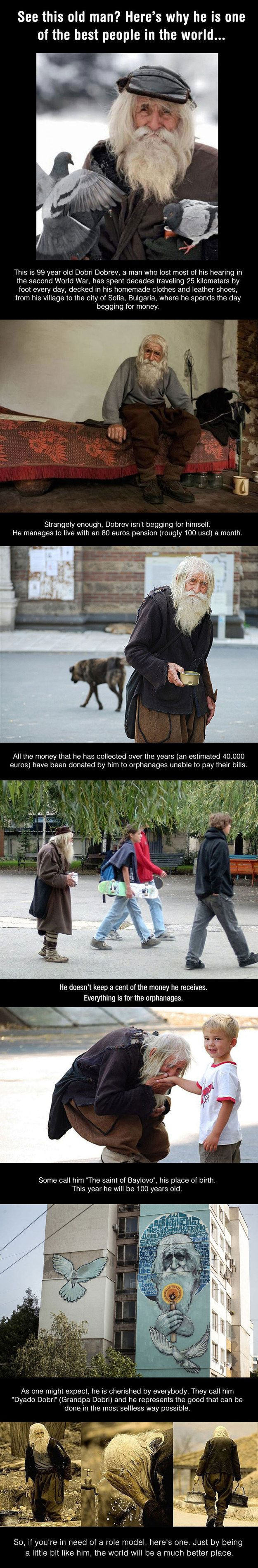 This mans story: |  32 Pictures That Will Change The Way You See The World