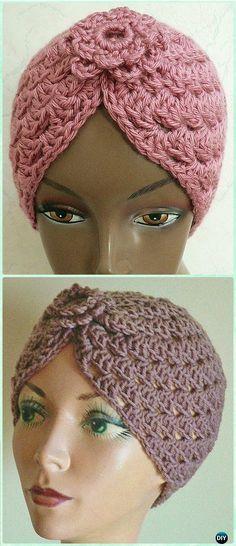 Twisted Turban Headband Knit Patterns
