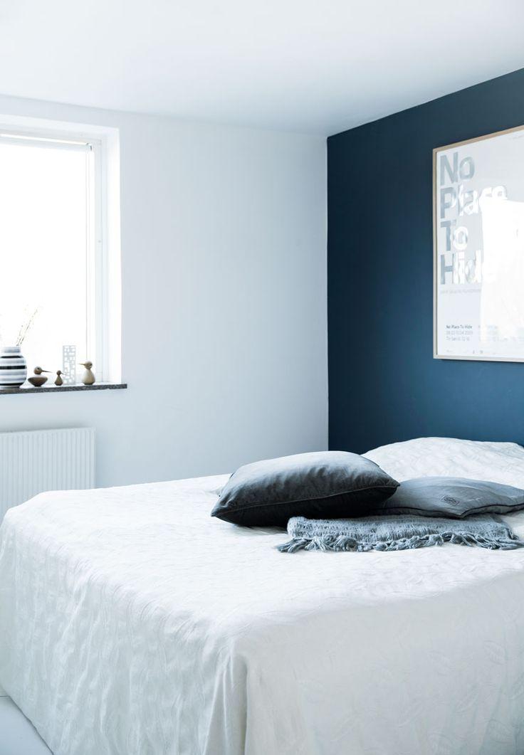25 best Blue accent walls ideas on Pinterest  Midnight