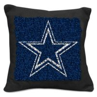 Dallas Cowboys Pillow Latch Hook Craft Kit by Pangea. $24 ...