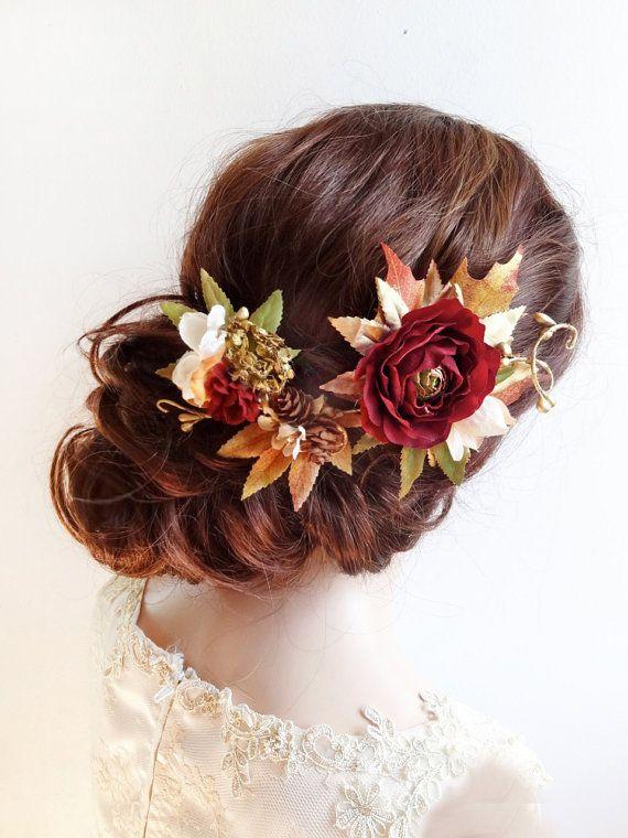 Fall Wedding Hairstyles