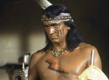 Image result for rock hudson plays an indian