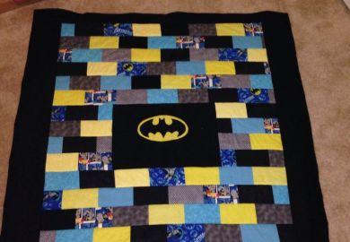 Images About Batman Quilt Ideas On Pinterest