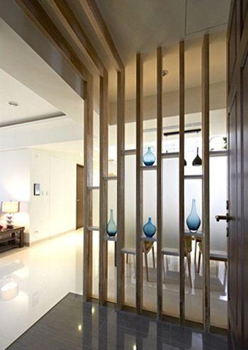 kitchen entry doors oil dispenser #玄關#屏風 | 玄關 pinterest