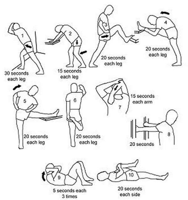 18 best images about Hip stretches on Pinterest