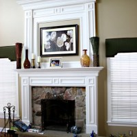 37 best images about Fireplace molding on Pinterest