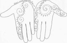 308 best images about Henna Designs on Pinterest