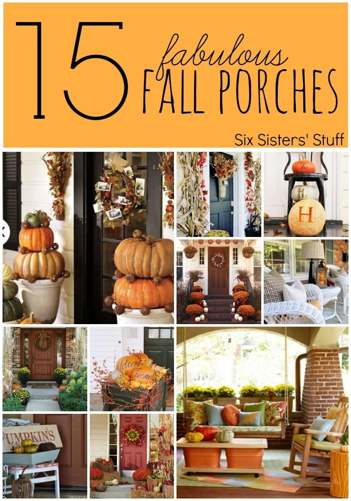 354 Best Images About Thanksgiving Decorating Ideas On Pinterest