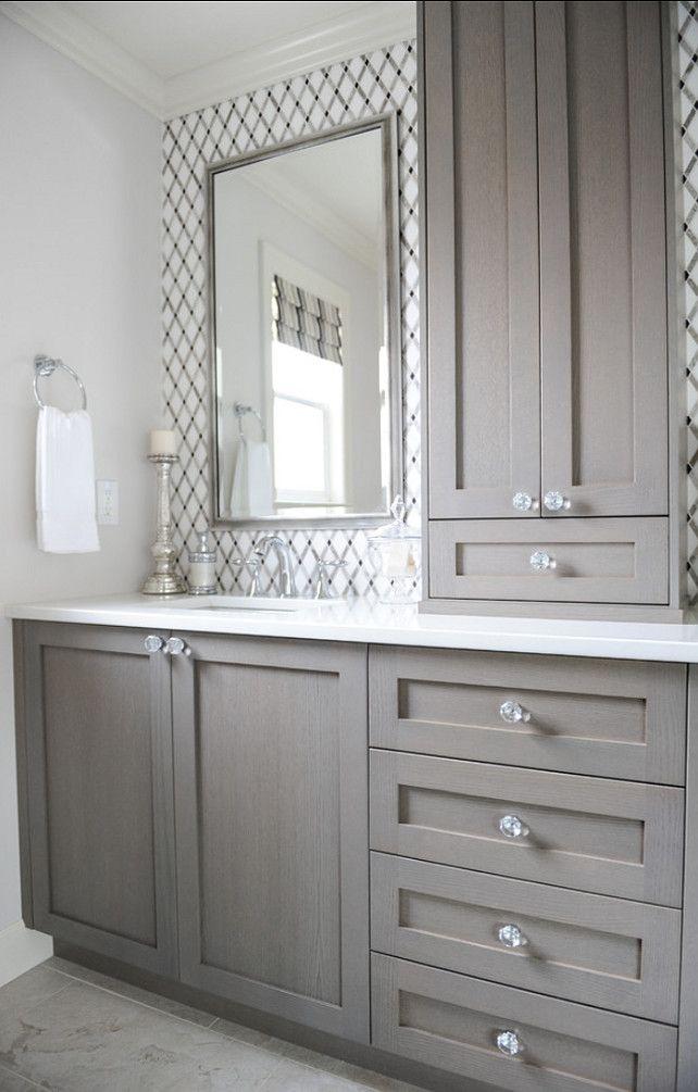 Bathroom Cabinets Ideas Designs