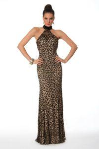 Leopard Print Prom Dress 2014 | www.imgkid.com - The Image ...