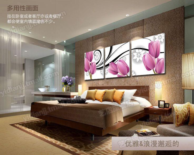 cuadros decorativos divididos en tres partes  Buscar con