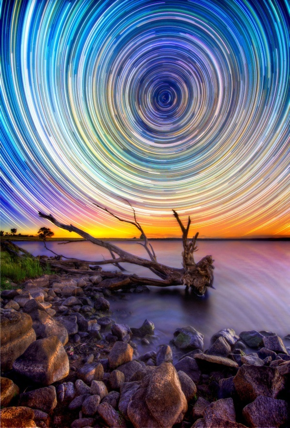 gt;3 Amazing Starry Sky Photos