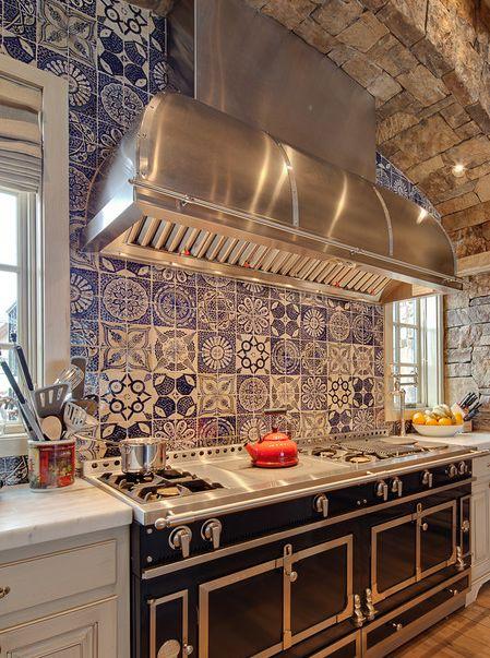 Azulejos frontal cocina  Tiles  Home  Decoration