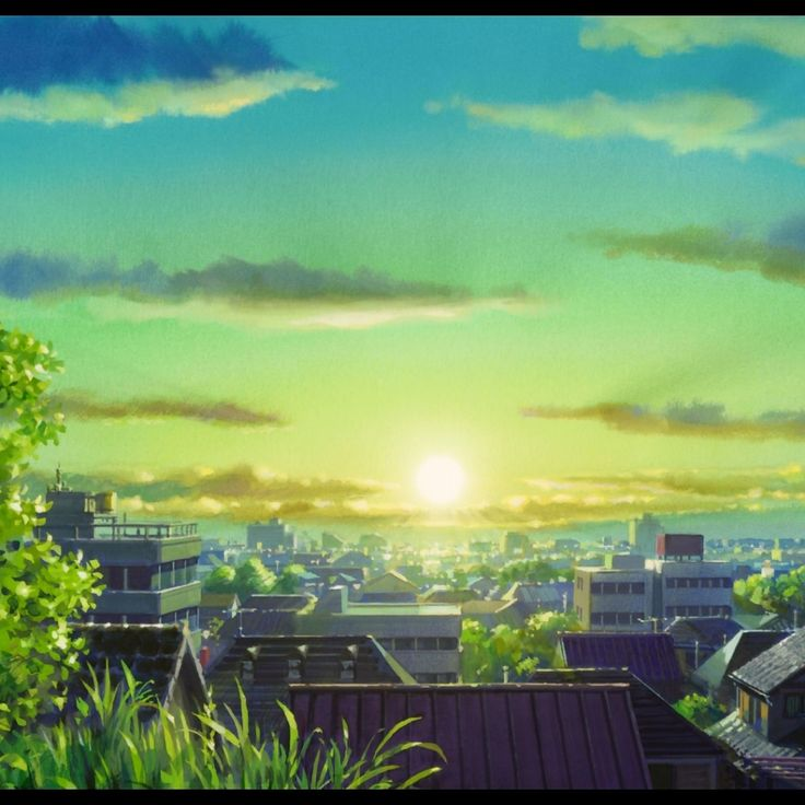 The Girl Who Leapt Through Time Wallpaper 17 Best Images About Anime Phong Cảnh On Pinterest
