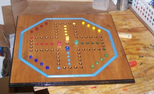 Wahoo game board  Reunion Games  Pinterest  Game and