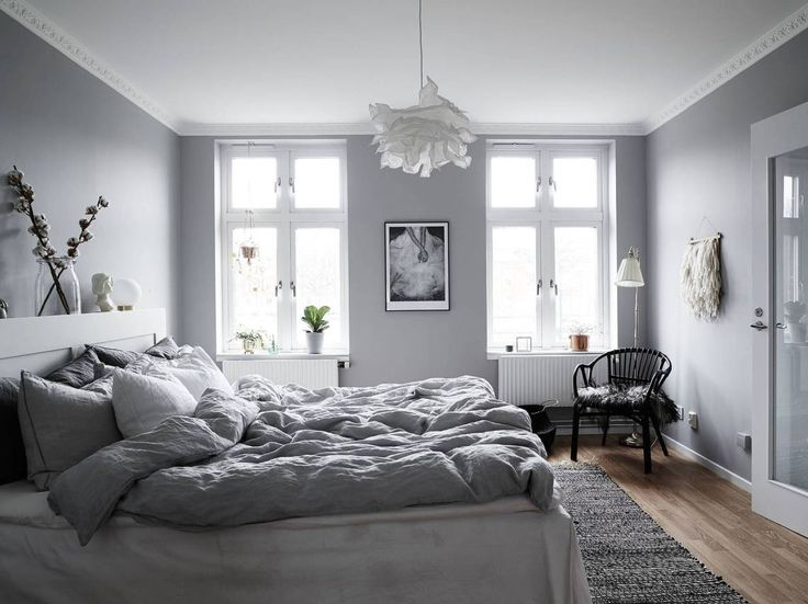 1000 ideas about Grey Bedrooms on Pinterest  Gray