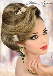 4567858 arabic makeup and hairstyles