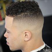 nice fade clean cut