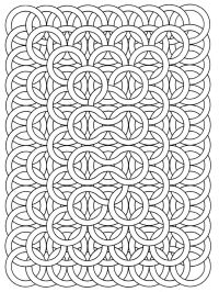 Best 20+ Geometric coloring pages ideas on Pinterest ...