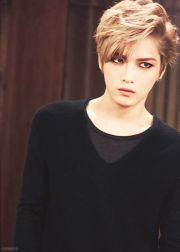 kim jaejoong awesome hairstyle