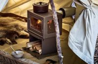 25+ best ideas about Tent Stove on Pinterest | Small ...