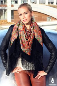 65 best images about Russian shawls Russian scarves on ...