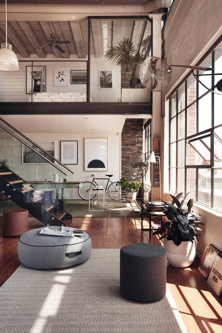 25 Best Ideas About Loft Design On Pinterest Loft Loft House