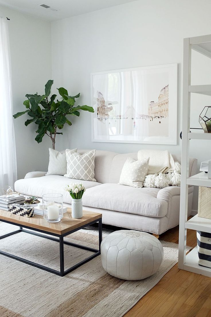 17 Best ideas about Simple Living Room on Pinterest