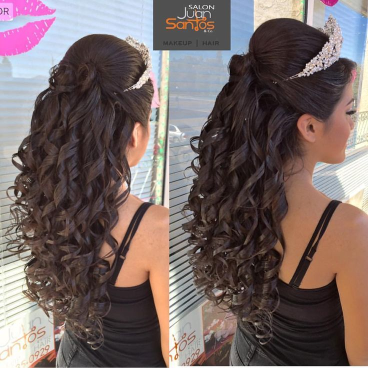 Best 25 Quinceanera Hairstyles Ideas On Pinterest Quince