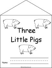 49 best images about The Three Pigs on Pinterest