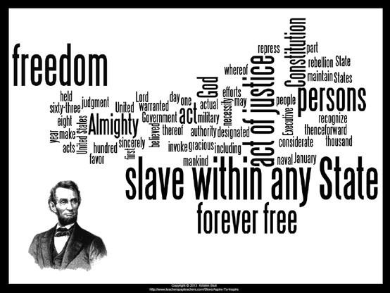 9 best images about Unit: Emancipation Proclamation on