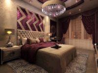 Tan & purple bedroom. | Dream House Decor Ideas ...