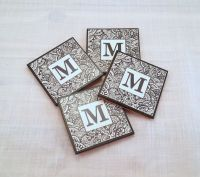 25+ best ideas about Drink coasters on Pinterest