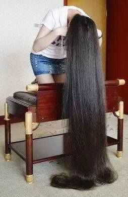 Wow how I would love to brush her hair and wash it in a