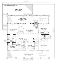 Lake house floor plans! @Jess Pearl Liu Feiner I think ...