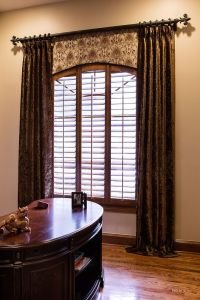83 Best images about Arch window treatments on Pinterest ...