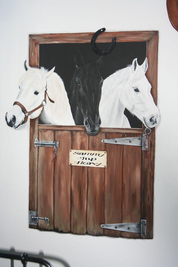 Paarden kamer Jup Heavy en Sammy  thema kamers  Pinterest