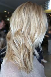 nice layering in longer hair