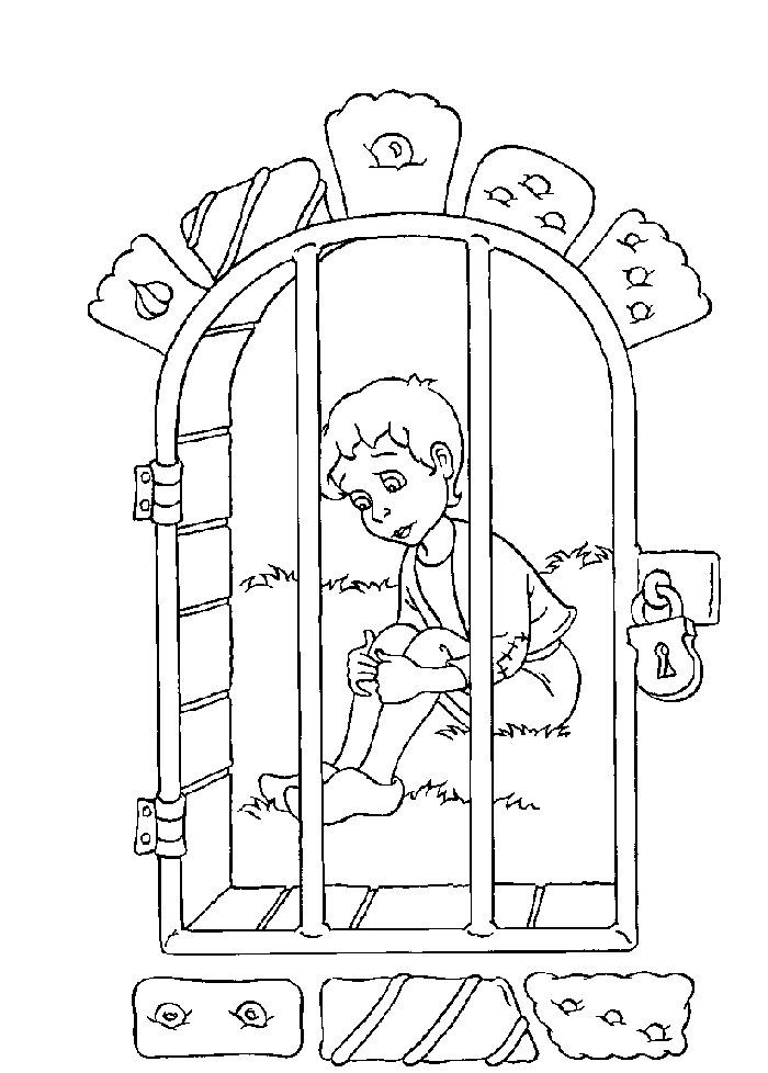17 Best images about Story Book Coloring Pages on
