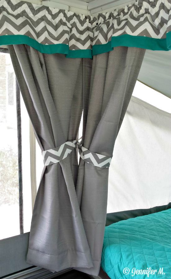 25 Best Ideas About Rv Curtains On Pinterest Camper Curtains