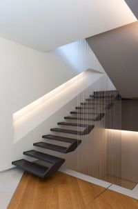 Floating stairs   Organizing   Living Rooms   Pinterest ...