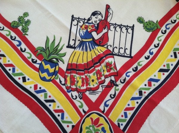 30 best images about vintage mexican linens on Pinterest