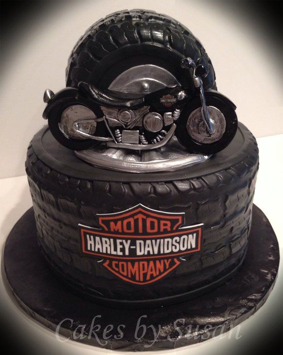 86 best images about torta Harley Davidson on Pinterest