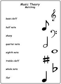 25+ Best Ideas about Music Theory Worksheets on Pinterest ...