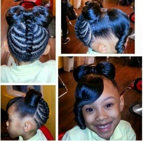 Kids Hairstyles Une Collection D'idées Que Vous Avez Essayées à